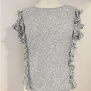 Vince Camuto ruffle top